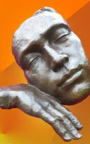 HOT CAST BRONZE STATUE, CONTEMPORARY ART SCULPTURE, NEREA's DREAM